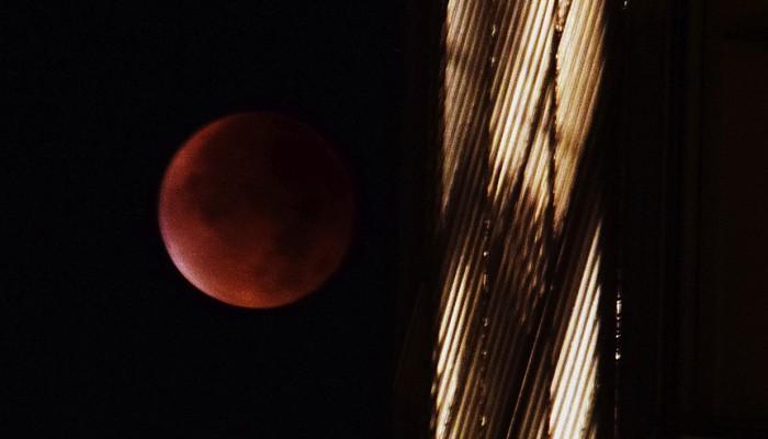 super lune de sang éclipse de lune 28 septembre 2015