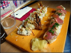 Rice and Fish restaurant Paris