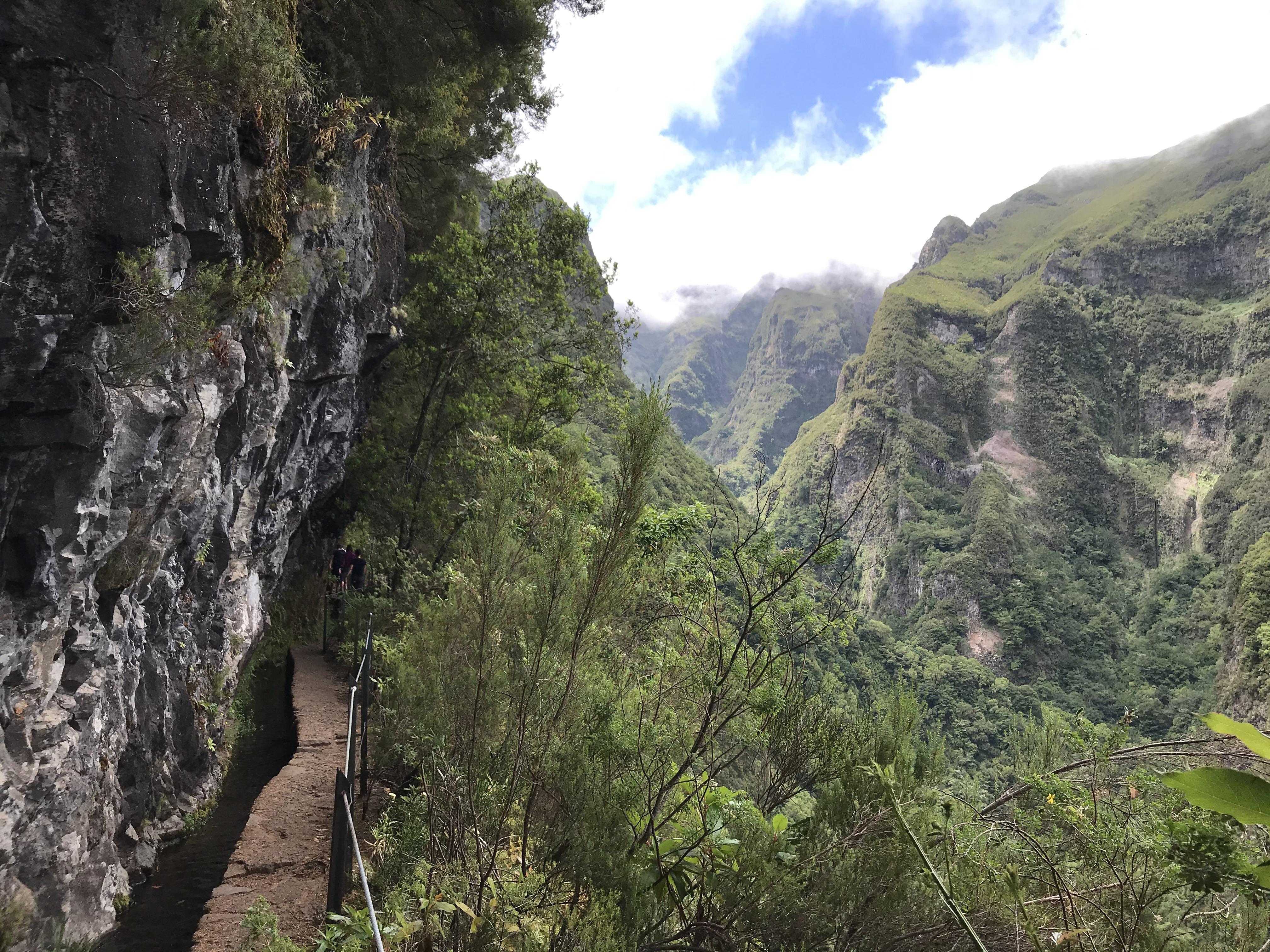 Sur le chemin du Calderao do Inferno